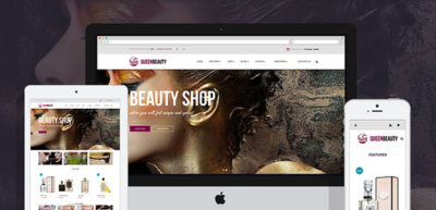 QueenBeauty – Free Responsive Opencart Theme