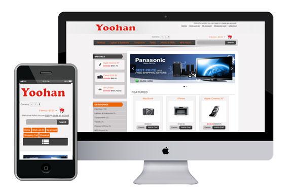 Yoohan Free Opencart Themes