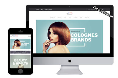 Ves Need – Free Magento Theme