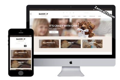 99 best free magento themes premium magento themes zerocarts ves bakerop free magento theme pronofoot35fo Gallery
