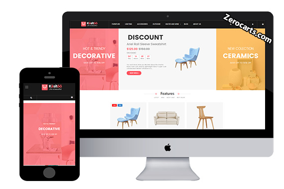 Ves KaSiToo - Free Magento Theme