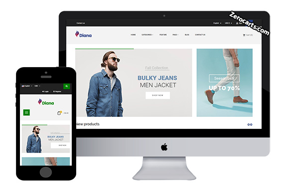 PTS Base Free Prestashop Theme 17